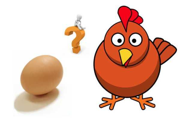 chicken-egg